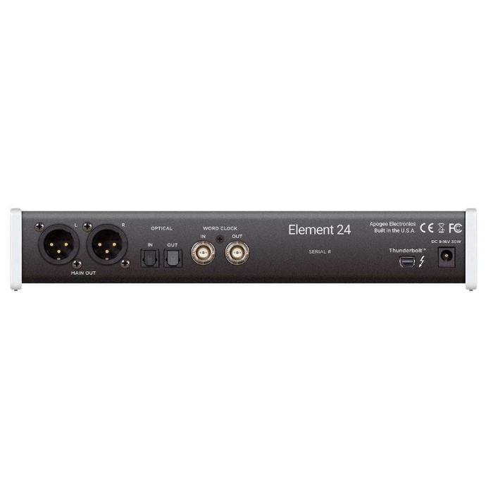 APOGEE INTERFACE ΗΧΟΥ ΓΙΑ MAC THUNDERBOLT 10IN/12OUT 3