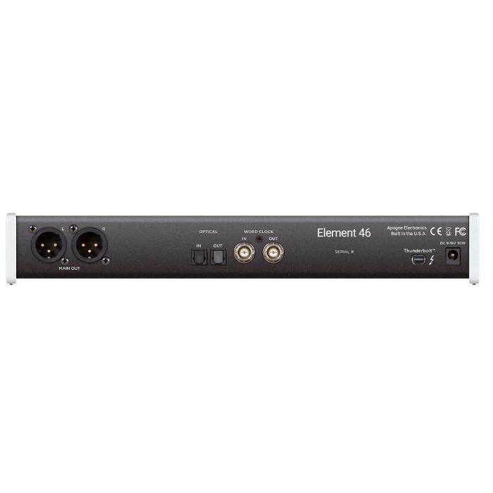 APOGEE AUDIO INTERFACE FOR MAC* THUNDERBOLT 12IN/14OUT