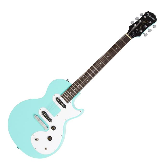 EPIPHONE ELECTRIC GUITAR LES PAUL SL TURQUOISE 1