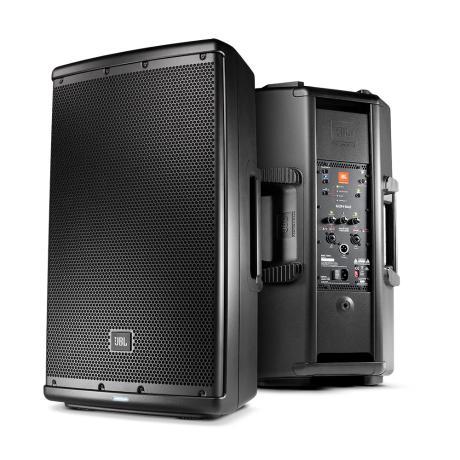 JBL 2-WAYS ACTIVE SPEAKER  1x350W+1x150W 12'' DSP+BLT