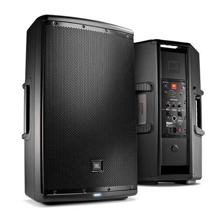 JBL 2-WAYS ACTIVE SPEAKER  1x350W+1x150W 15'' DSP+BLT