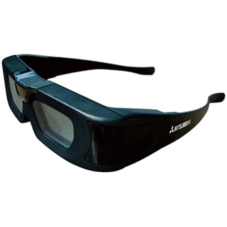 MITSUBISHI 3D GLASSES FOR HC7800 HOME THEATER PROJECTORS (BLACK) 1