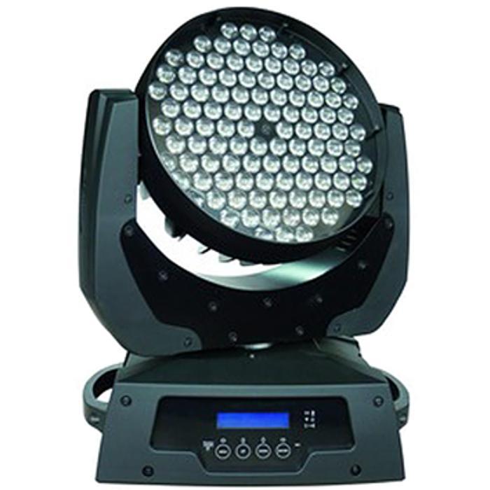 FUTURELIGHT ΚΙΝΗΤΗ ΚΕΦΑΛΗ LED RGB+WH 108X3W 1