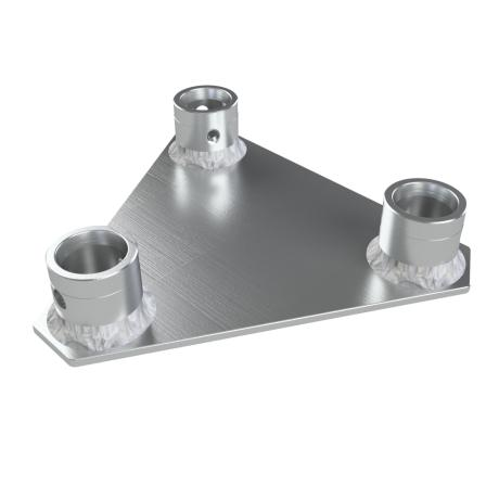 EUROTRUSS PLB BASE 30-ER TRIANGLE BASE WALL PLATE