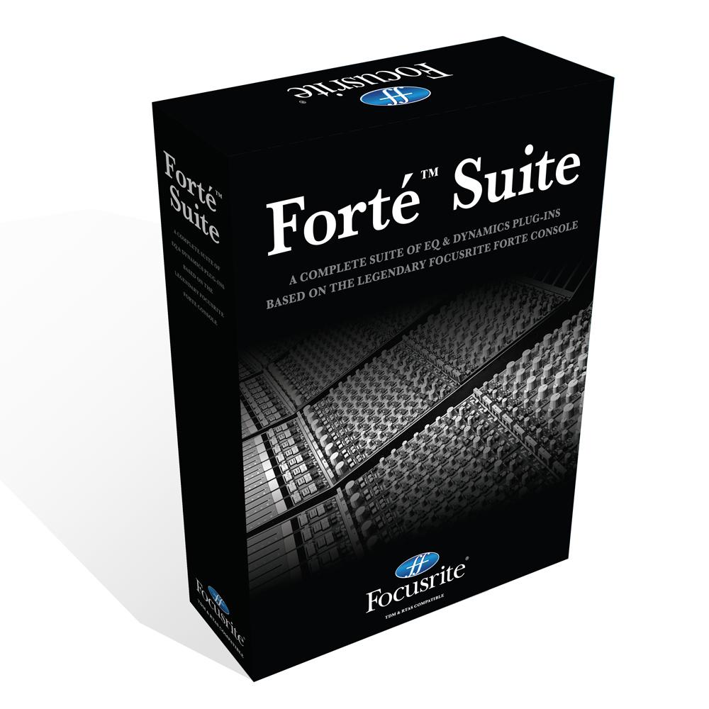 FOCUSRITE PLUG-IN