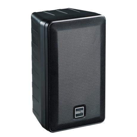 INTER-M FULLRANGE SPEAKER 2X5'' 100W-BLACK 1