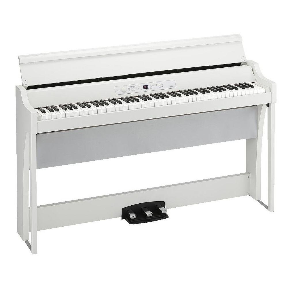 KORG DIGITAL PIANO 88 KEYS BLUETOOTH WHITE
