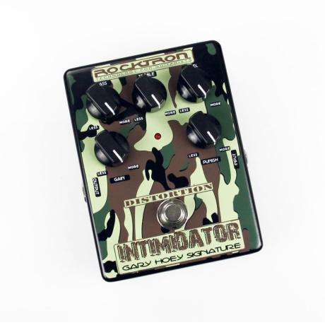 ROCKTRON GARY HOEY INTIMIDATOR DISTORTION 1