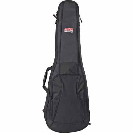 GATOR 4G SERIES GIG BAG FOR 2  ELECTRIC GUITARS