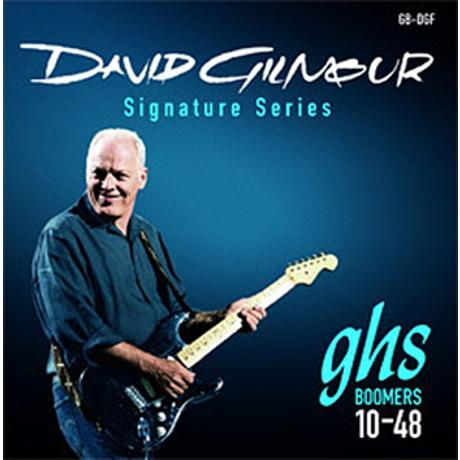 GHS ELECTRIC GUITAR STRINGS BOOMER DAVID GILMOUR 1