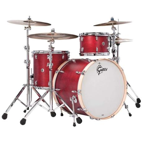 GRETSCH USA BROOKLYN 12X8 14X14X 20X16 SATIN TABASCO 1