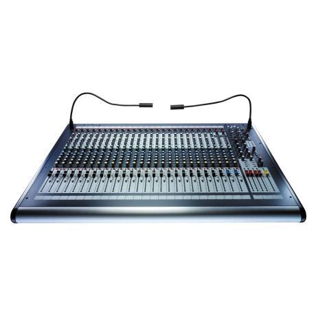 SOUNDCRAFT ΚΟΝΣΟΛΑ LIVE 16MONO/2STEREO 1