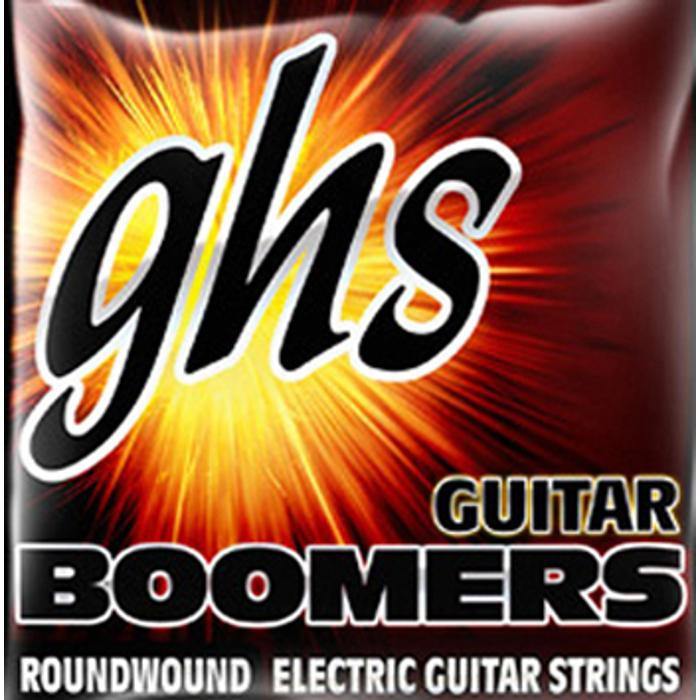 GHS ELECTRIC GUITAR STRINGS 7 STRING BOOMER 1