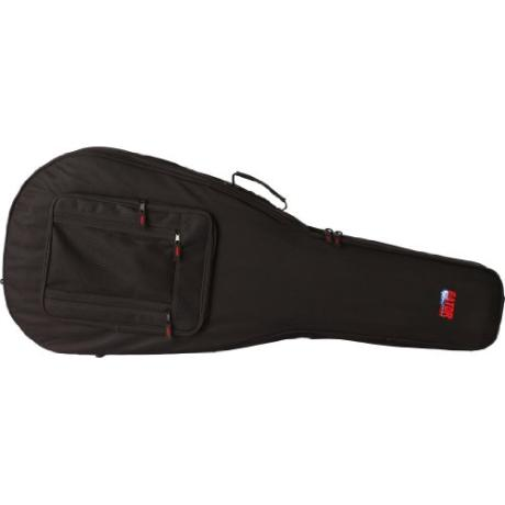 GATOR ELECTRIC DOUBLE CUT GUITAR CASE 1