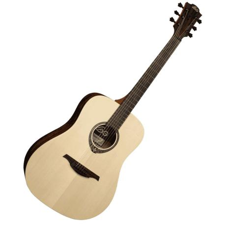LAG ACOUSTIC GUITAR DREANOUGHT SNAKEWOOD