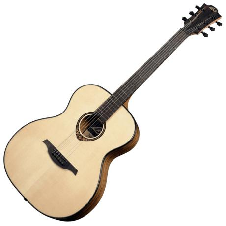 LAG ACOUSTIC GUITAR AUDITORIOUM NATURAL