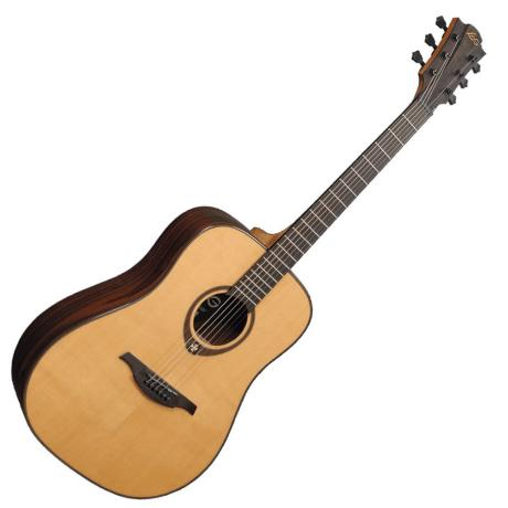LAG ACOUSTIC GUITAR DREANOUGHT NATURAL