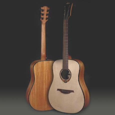 LAG ACOUSTIC GUITAR TRAMONTANE 88 DREADNOUGHT