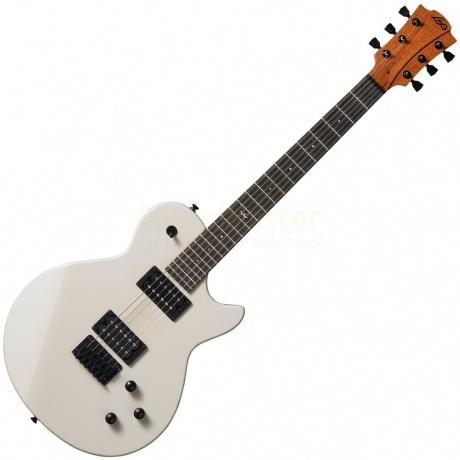 LAG ELECTRIC GUITAR IMPERATOR 66 IVORY 1
