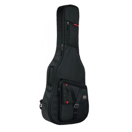 GATOR GPX ACOUSTIC GIG BAG BLACK