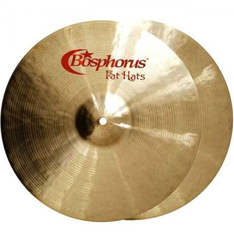 BOSPHORUS GROOVE SERIES FAT HI HAT 15'' 1