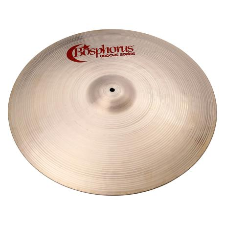 BOSPHORUS GROOVE SERIES WIDE RIDE 22''