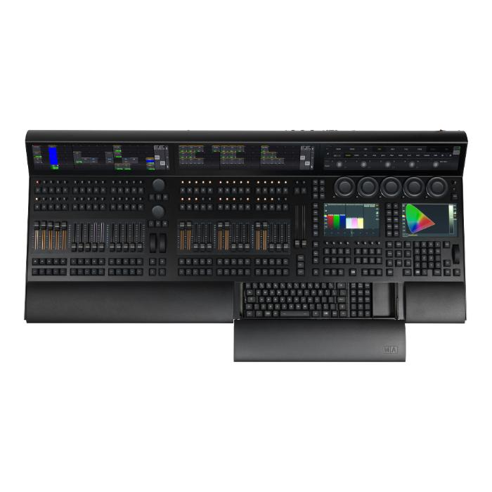 MA LIGHTING LIGHTING CONSOLE 6 DMX OUT 7 1 IN (12.288 PARAM) 3