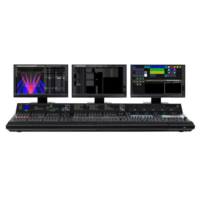 MA LIGHTING LIGHTING CONSOLE 6 DMX OUT 7 1 IN (12.288 PARAM) 5