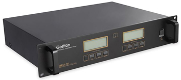 GESTTON UHF WIRELESS CONFERENCE SYSTEM