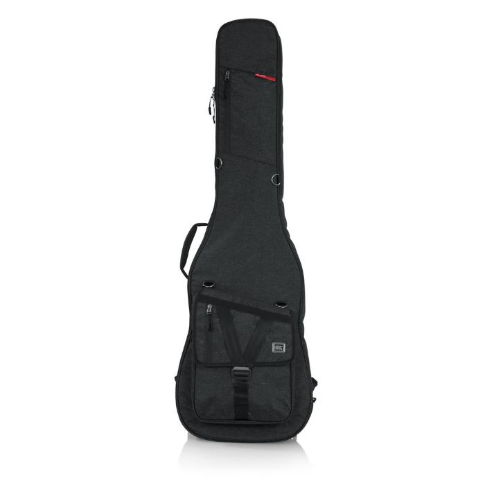GATOR GT TRANSIT BASS GIG BAG CHARCOAL 1