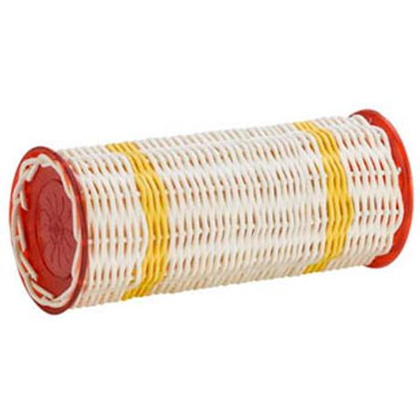 NATAL GANZA LARGE YELLOW BAND RED ENDS 1