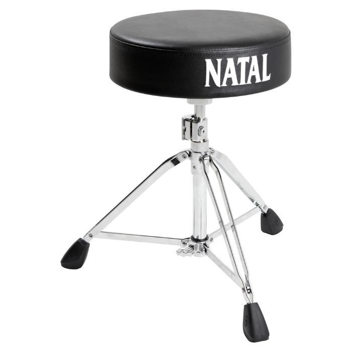 NATAL BLACK ROUND SEAT 1