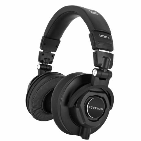 KURZWEIL FOLDABLE DYNAMIC HEADPHONE CLOSED BACK