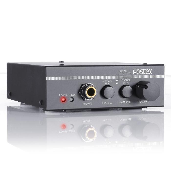 FOSTEX 32 ΒΙΤ D/A CONVERTER FOR COMPUTER AUDIO 4