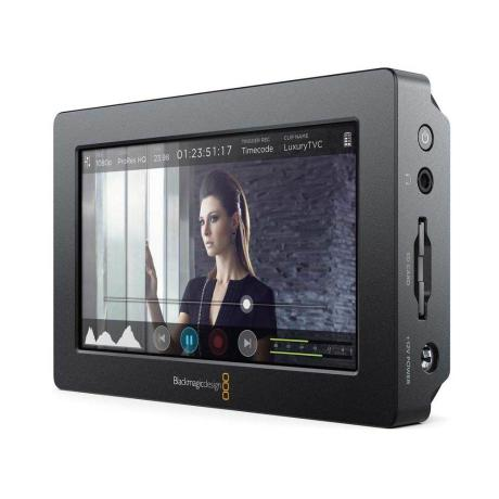 BLACKMAGIC DESIGN Video Assist 5'' 1