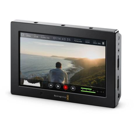 BLACKMAGIC DESIGN Video Assist 4K 7'' 1