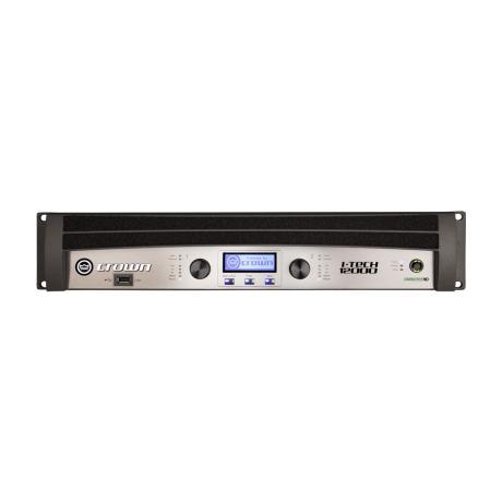 CROWN POWER AMPLIFIER 2x4500W 4Ω