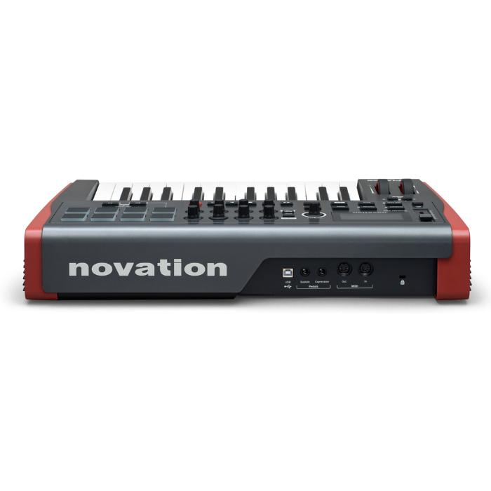 NOVATION USB MIDI CONTROLLER 25 KEYS 2
