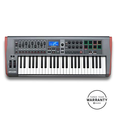NOVATION USB MIDI CONTROLLER 49 KEYS 1