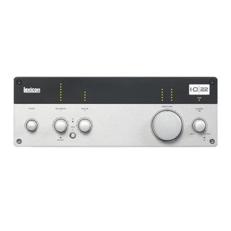 LEXICON USB AUDIO INTERFACE 2IN/2OUT 1