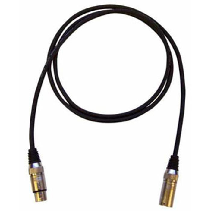 BESPECO IRON MIC CABLE 4.5mm BLUE MICROPHONE CABLE 1
