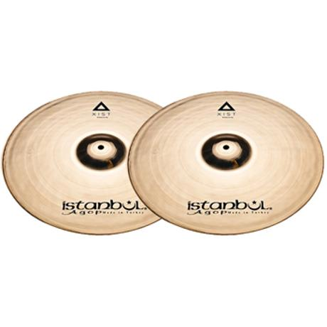 ISTANBUL SET XIST HI-HATS 13' BRILLIANT FINISH 1
