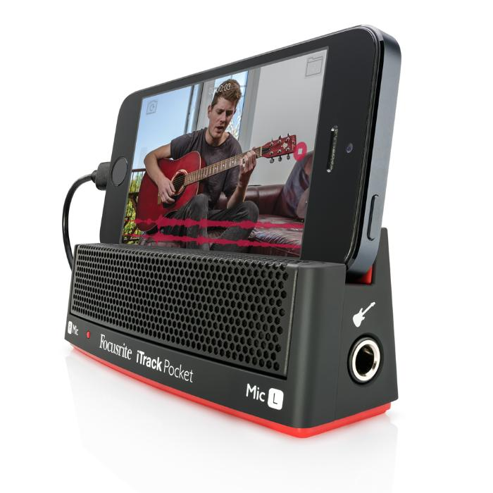 FOCUSRITE RECORDING INTERFACE ΓΙΑ IPAD / IPAD MINI 2