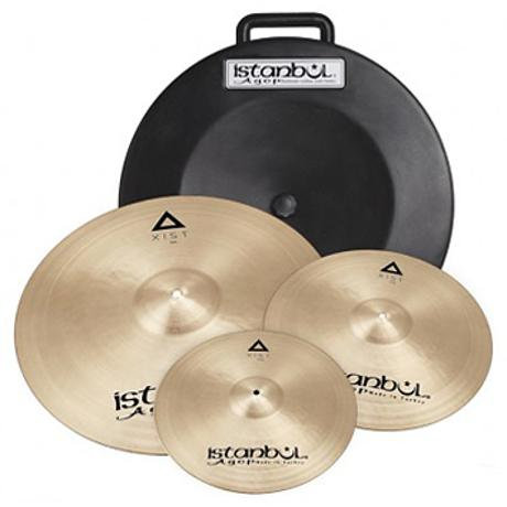 ISTANBUL XIST 3-PACK 14'' 16'' 20'' + HARDCASE 1