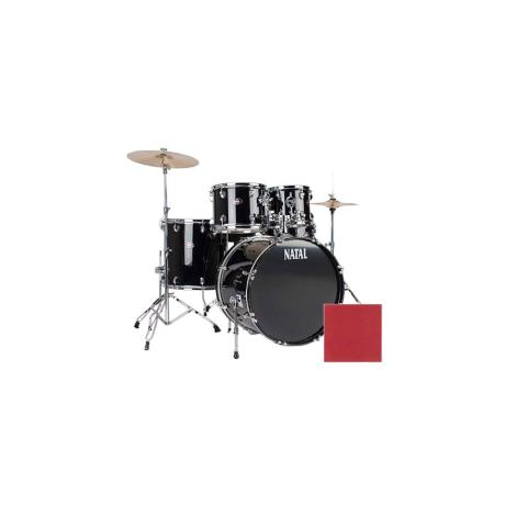 NATAL FUSION KIT-RED 22,10,12,14,14S 1