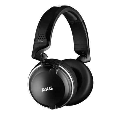 AKG CLOSED-BACK HEADPHONES 10-289 KHZ