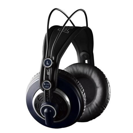 AKG SEMI-OPEN HEADPHONES 15-25KHz 55Ω