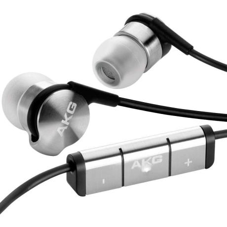 AKG IN-EAR HEADPHONES 3 WAY