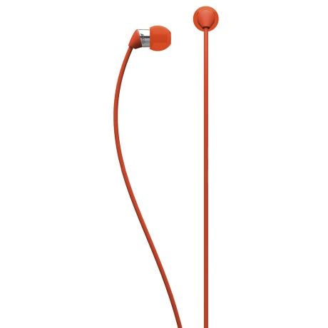 AKG IN-EAR HEADPHONES RED