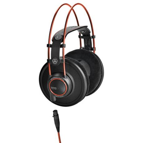 AKG OPEN OVER-EAR HEADPHONES